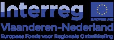 logo Interreg Vlaanderen-Nederland Europees Fonds Regionale Ontwikkeling