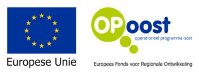 logo Europese Unie - Op oost