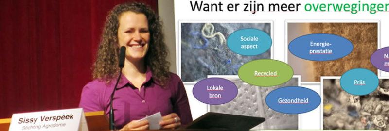 Meer weten over innovaties in biobased bouwen? ...