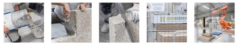 Workshop bouwen met blokken van Isohemp