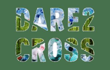 letterbeeld DARE TO CROSS