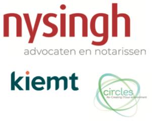 Congres1-logos Nysingh advocaten en notarissen, Stichting Kiemt en Circles, Juridische risicos