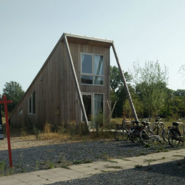 Project S-ACT Tiny houses