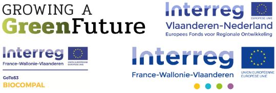 logobanner Growing a green future, Europese unie