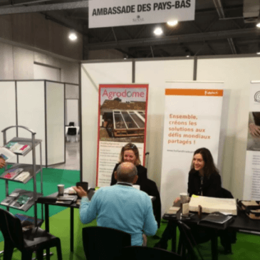 CBCI and Agrodome present at the SIÑAL EXHIBITION