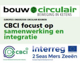 Afbeelding - Artikel in Bouwcirculair over CBCI