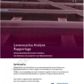 afbeelding omslag LCA rapport sluisdeuren