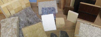 Bio-based bouwmaterialen